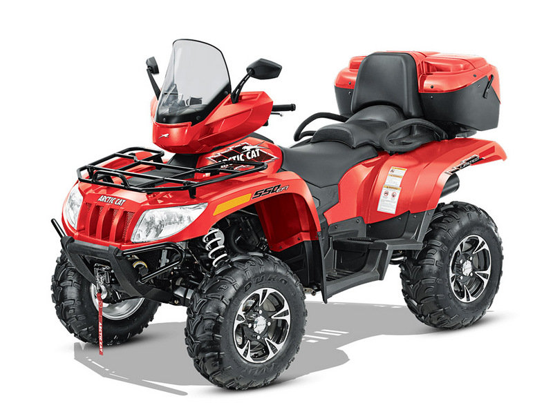 2015 Arctic Cat TRV 550 Limited EPS High Resolution Exterior - image 623805
