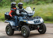 2015 Arctic Cat TRV 550 Limited EPS - image 623806