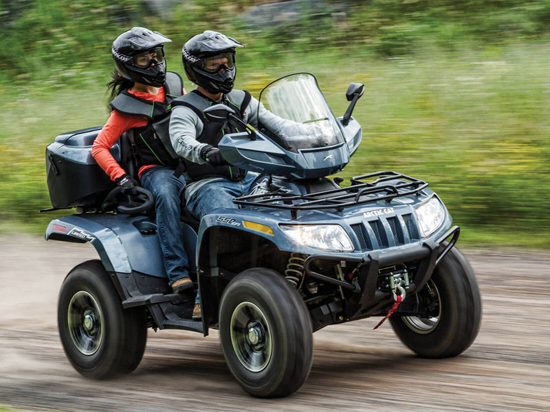 2015 Arctic Cat TRV 550 Limited EPS High Resolution Exterior - image 623806