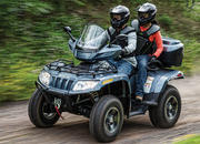 2015 Arctic Cat TRV 550 Limited EPS - image 623808