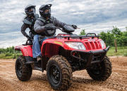 2015 Arctic Cat TRV 550 Limited EPS - image 623809