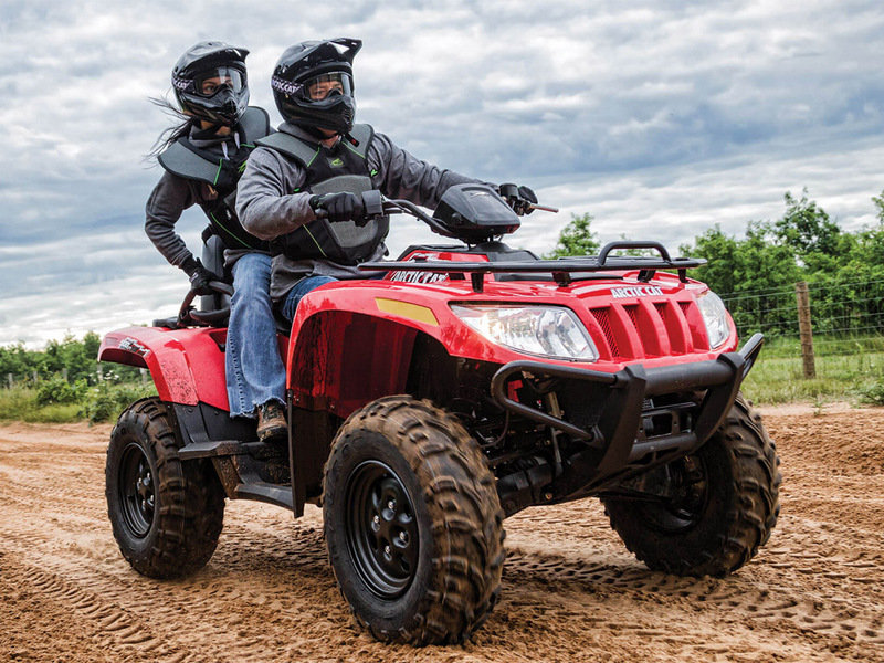 2015 Arctic Cat TRV 550 Limited EPS High Resolution Exterior - image 623809