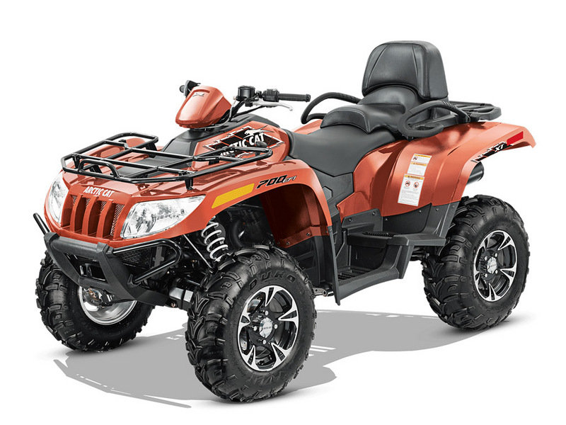 2015 Arctic Cat TRV 700 XT EPS High Resolution Exterior - image 623768