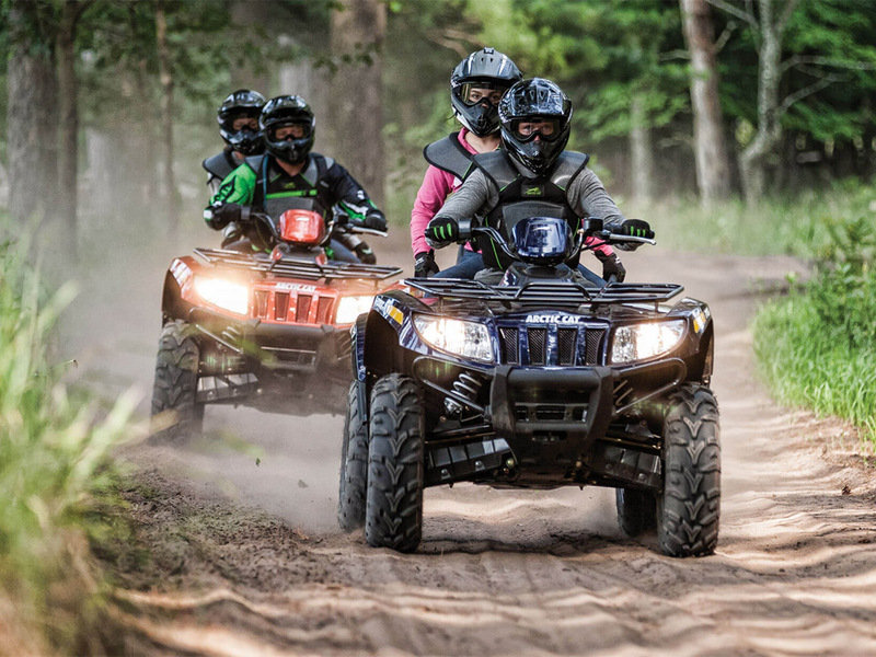 2015 Arctic Cat TRV 700 XT EPS High Resolution Exterior - image 623769