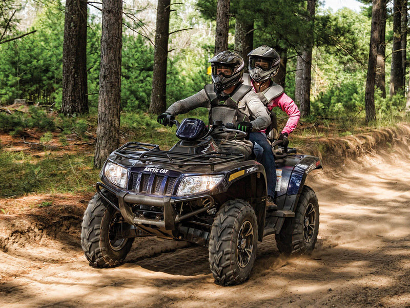 2015 Arctic Cat TRV 700 XT EPS High Resolution Exterior - image 623770