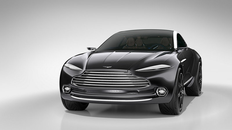 The Strength of the Chinese Auto Market is The Reason Why Aston Martin is Launching the DBX Crossover High Resolution Exterior - image 619826
