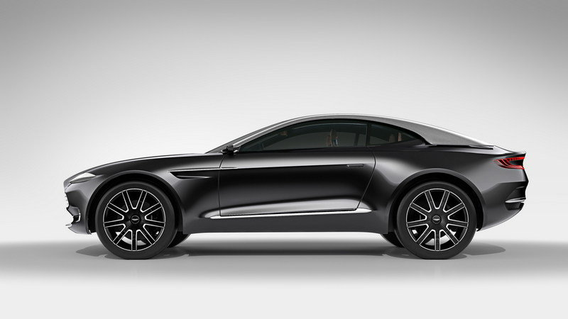 Aston Martin Predicts Its First SUV To Become Its Best-Seller