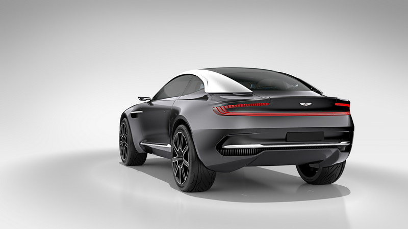 The Strength of the Chinese Auto Market is The Reason Why Aston Martin is Launching the DBX Crossover High Resolution Exterior - image 619828