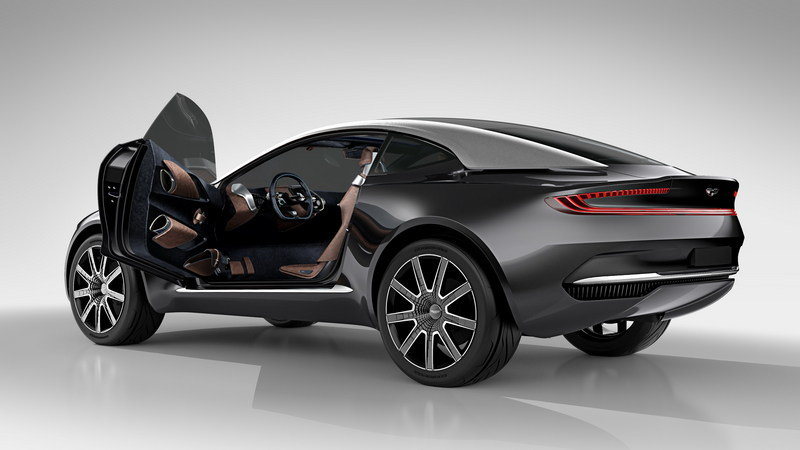 2015 Aston Martin DBX Concept High Resolution Interior - image 619832