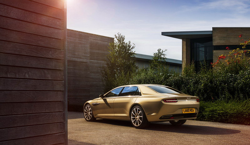 Aston Martin Lagonda Taraf Now Available In Europe High Resolution Exterior - image 619316