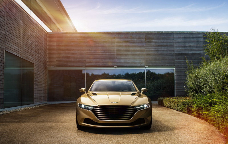 Aston Martin Lagonda Taraf Now Available In Europe High Resolution Exterior - image 619317
