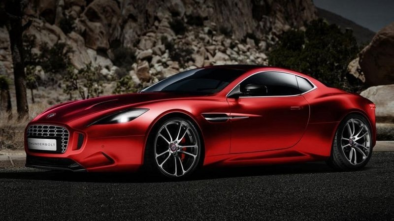 Aston Martin Sues Fisker Over Thunderbolt Copyright Infringement