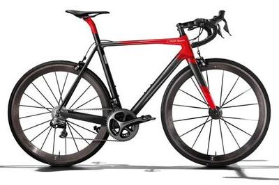 Audi Launches New Sport Racing Bike
