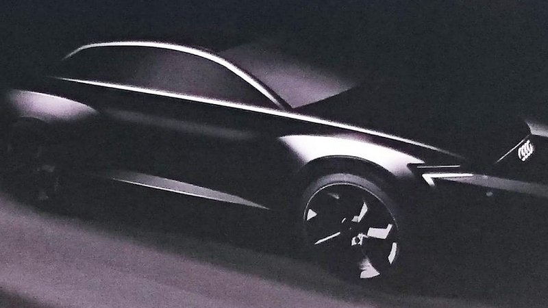 Audi's Q6 Electric SUV Will Be