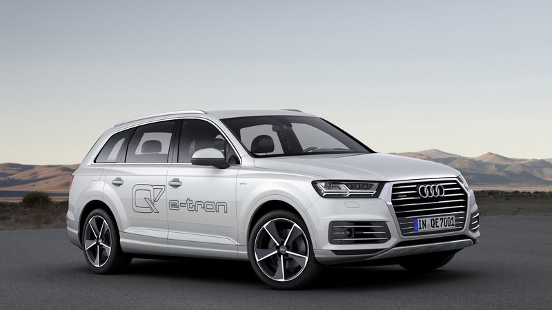 Audi Prepares Electric SUV With +300-Mile Range
