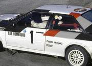 1982 Audi Quattro A1 Group B Rally Car - image 621684