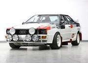 1982 Audi Quattro A1 Group B Rally Car - image 621686