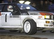 1982 Audi Quattro A1 Group B Rally Car - image 621688