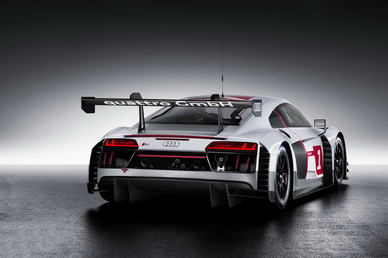 2015 Audi R8 LMS High Resolution Exterior - image 620108