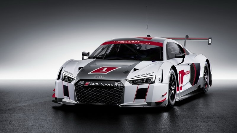 2015 Audi R8 LMS High Resolution Exterior - image 620119