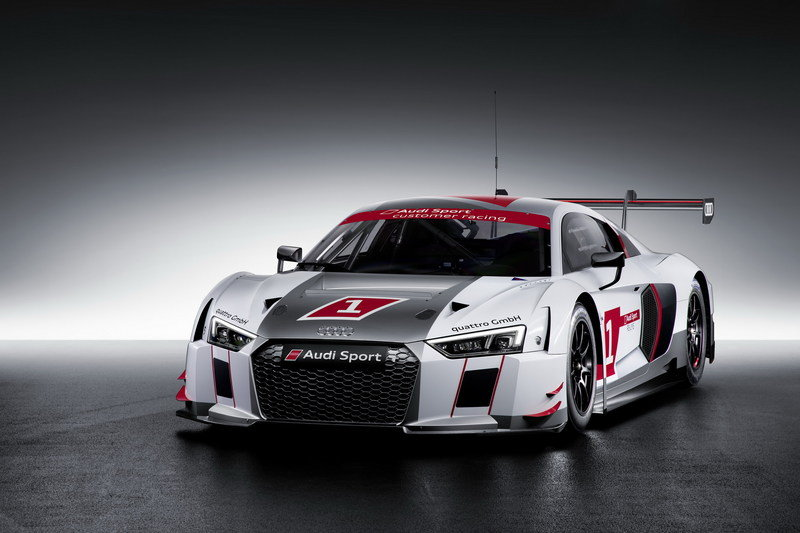 2015 Audi R8 LMS High Resolution Exterior Wallpaper quality - image 620107