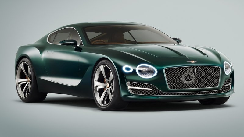 Bentley Has To Decide Between Speed 6 Sports Car And Baby SUV