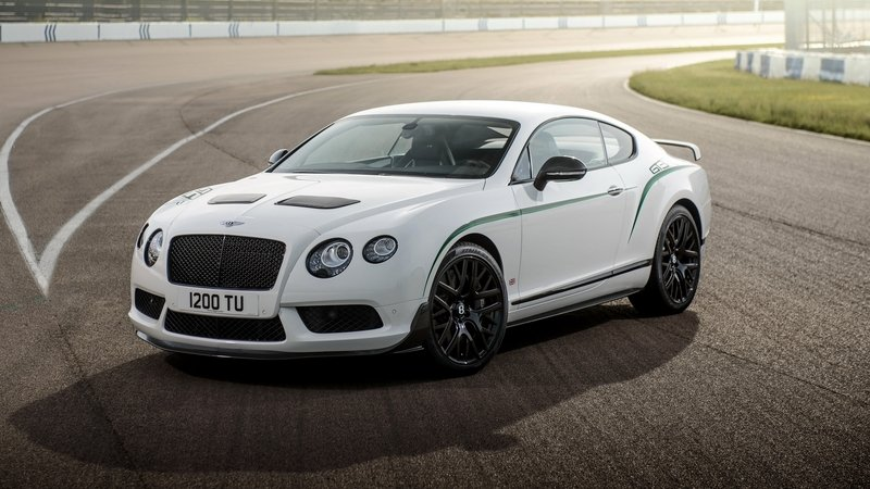 Bentley Plans Lighter Continental GT Version For 2016