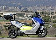 BMW Delivers Fleet Of Electric Maxi Scooters To Barcelona Police - image 621609