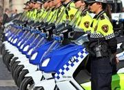 BMW Delivers Fleet Of Electric Maxi Scooters To Barcelona Police - image 621601