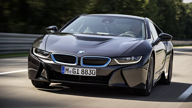 Delightful BMW I8 News And Reviews | Top Speed. »
