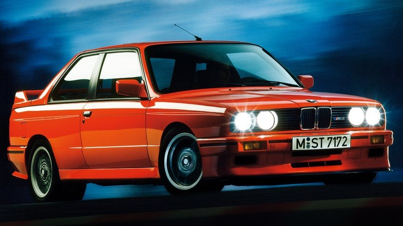 BMW E30 M3 Will Inspire Special Edition M2