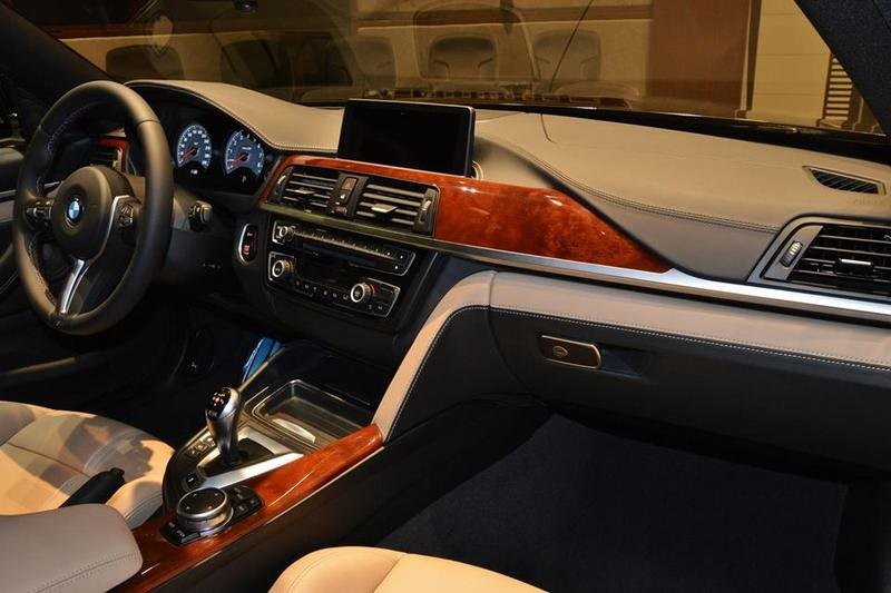 2015 BMW M4 Coupe Pyrite Brown Edition Interior - image 621120