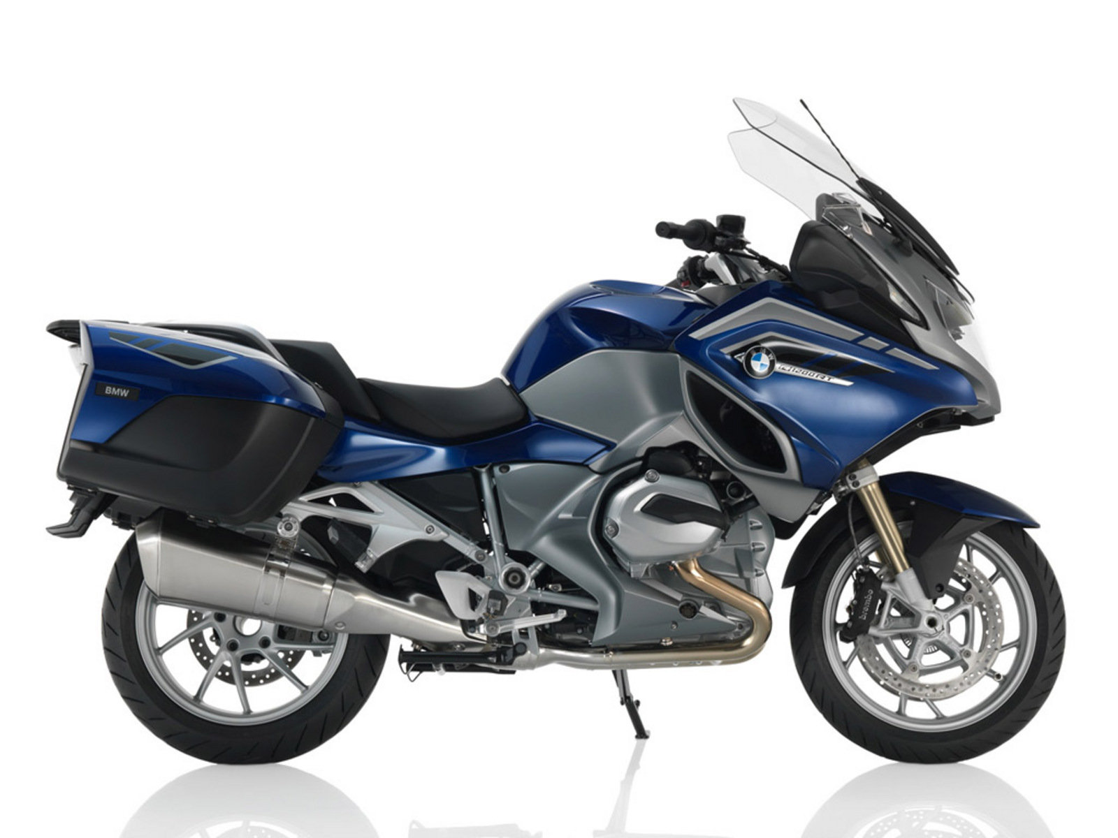 2015 Bmw R 1200 Rt Review