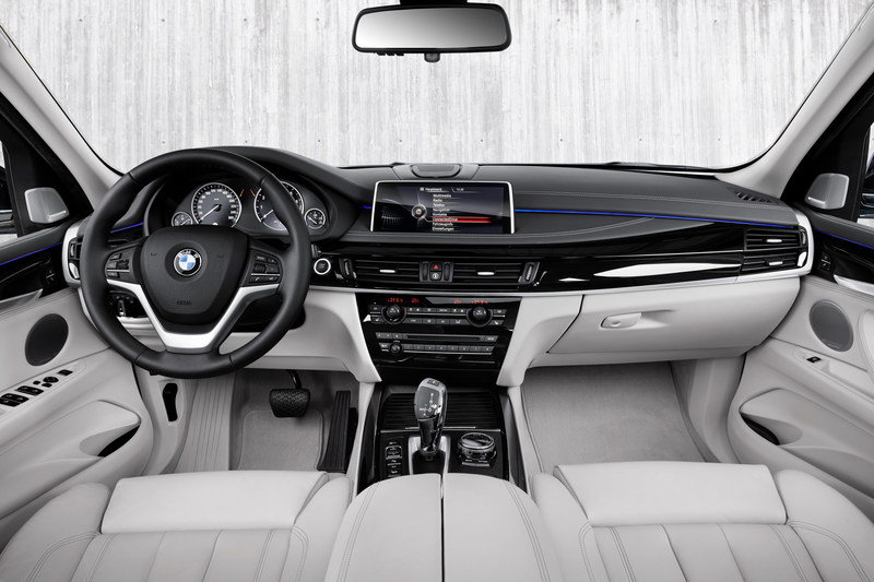 Note BMW X5 Left And 7 Series Right Interior Shown Here