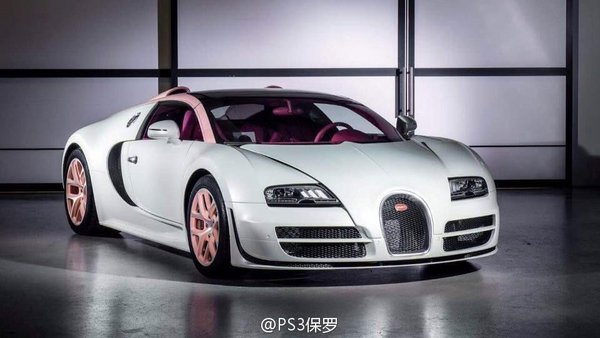 2015 bugatti veyron grand sport vitesse cristal edition review top speed. Black Bedroom Furniture Sets. Home Design Ideas