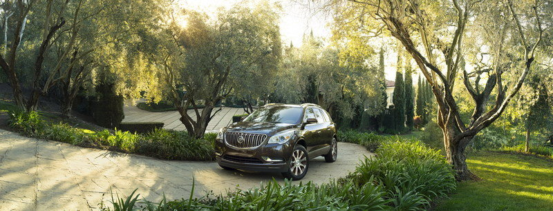 2015 Buick Announces New Enclave Tuscan Edition For 2015 NY Auto Show