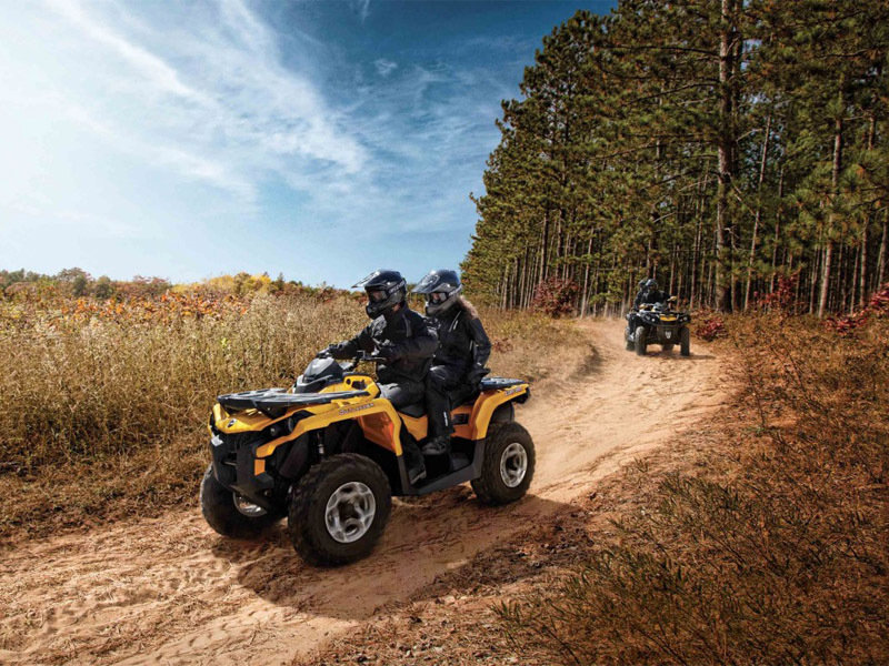 2015 Can-Am Outlander MAX DPS