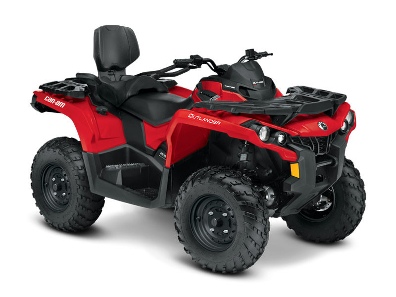 2015 Can-Am Outlander MAX
