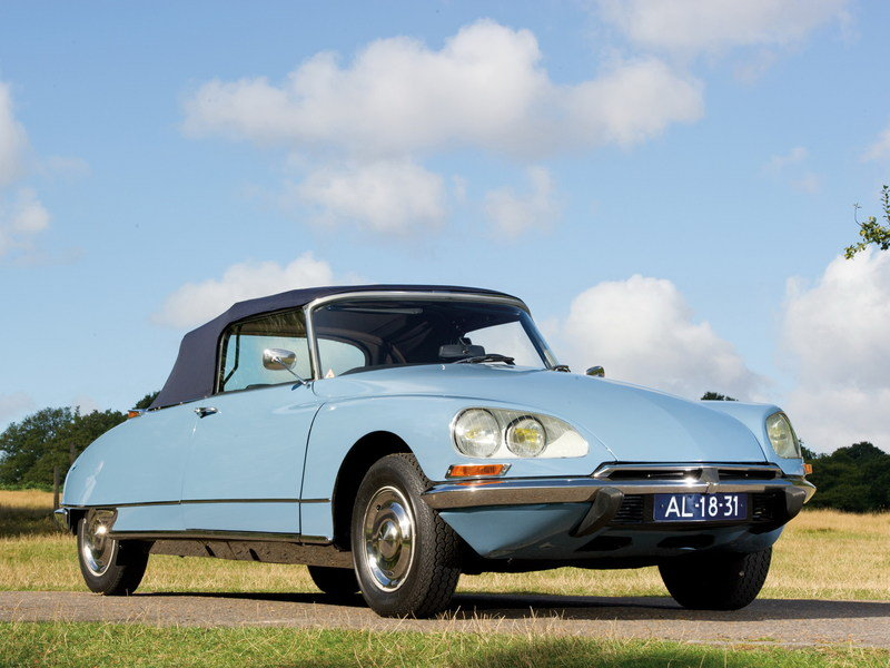 Citroen DS - A Look Back High Resolution Exterior - image 621392