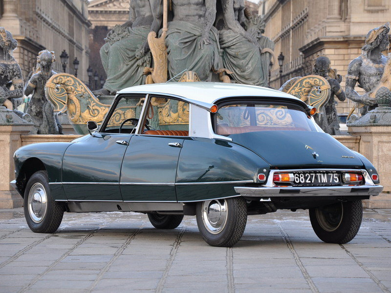 Citroen DS - A Look Back High Resolution Exterior - image 621396