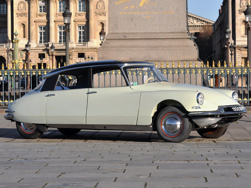 Citroen DS - A Look Back High Resolution Exterior - image 621366
