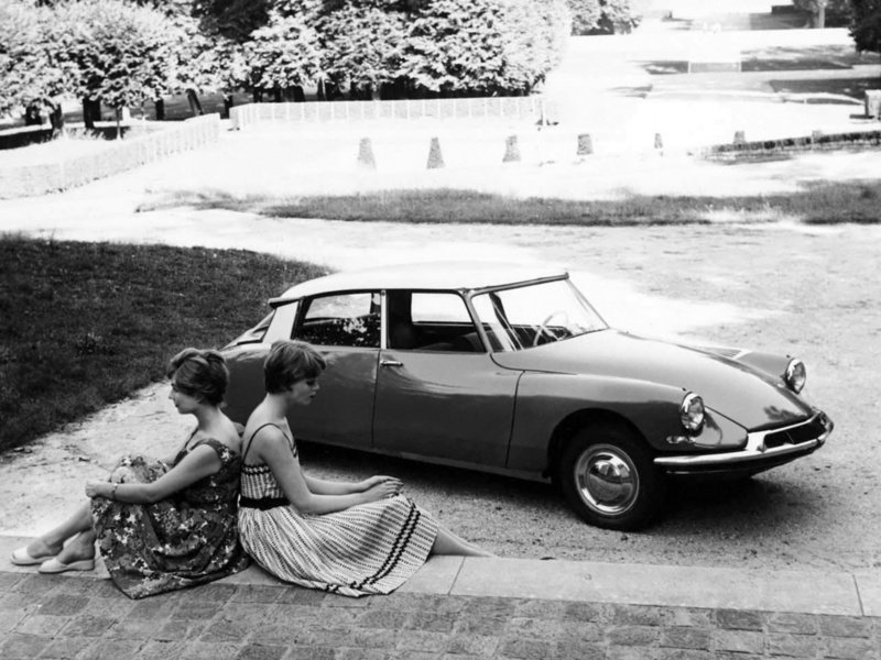 Citroen DS - A Look Back High Resolution Exterior - image 621370