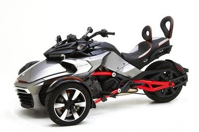 Corbin Gives Can-Am Spyder New Luxury Seats