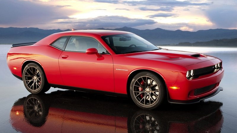 Dodge Will Build An Additional 1,000 SRT Hellcat Models
