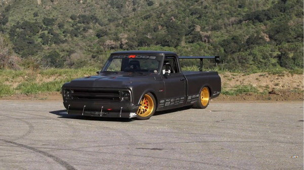 DRIVE Reviews A Race-Prepped Chevrolet C10 Truck: Video ...