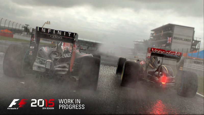 F1 2015 Will Be Released In June