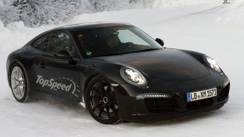 Porsche 911's Downsized Turbo Engines Come Into Focus