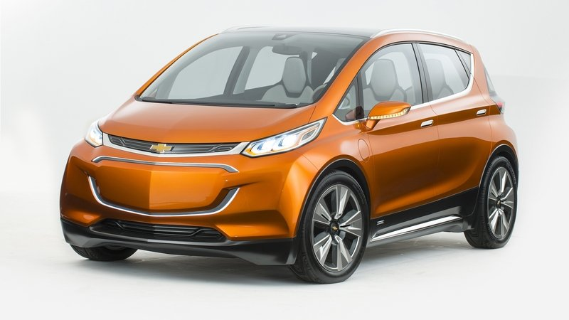 Ford Reportedly Considers Chevrolet Bolt Competitor