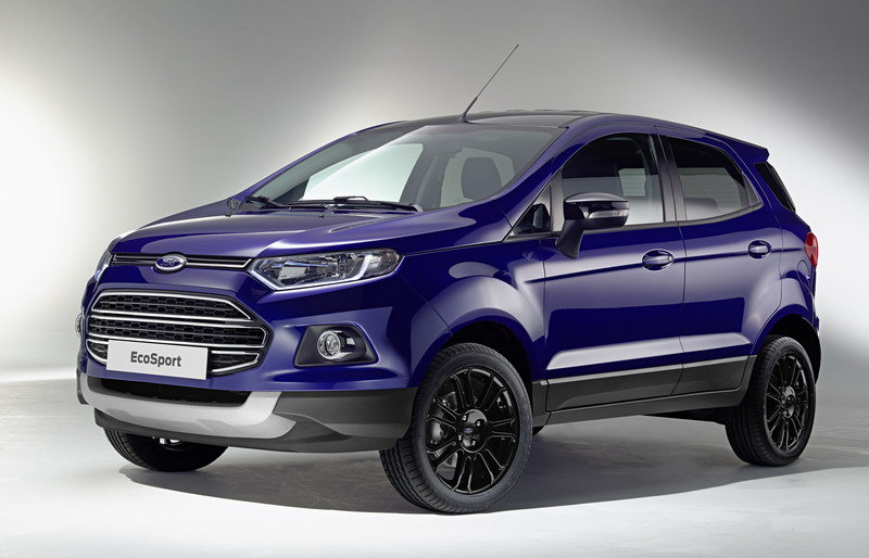 2015 Ford EcoSport S High Resolution Exterior Wallpaper quality - image 620387