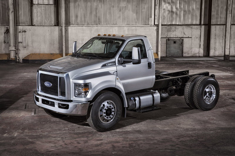 Ford's Medium Duty Truck Sales Up 59 Percent, Best Year Since 1997
